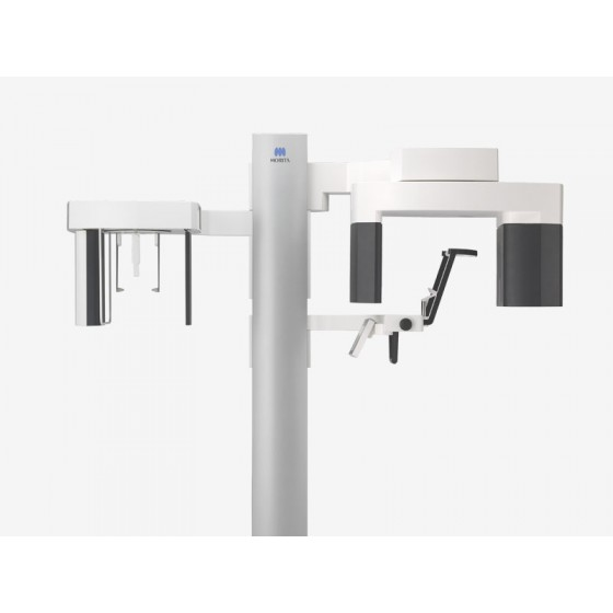 J. Morita Veraview X800 M CP 3D Panoramaröntgengerät mit FRS Ceph