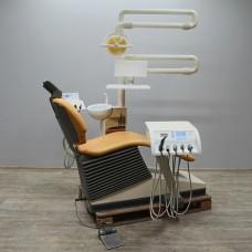 Sirona C4+ Dental Behandlungseinheit werkstattgeprüft & aufgearbeitet