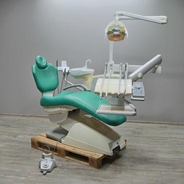 Stern Weber S200 Behandlungseinheit mit Trockenabsaugung werkstattgeprüft