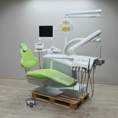 Kavo Estetica E80T Behandlungseinheit mit Ergocom Multimedia und Nassabsaugung